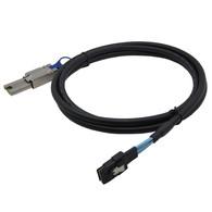 Sff-8087 YIWENTEC Mini SAS 36Pin to Mini SAS 36Pin 0.7m HDD Data Cable